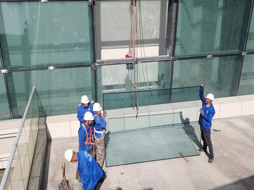 五常玻璃幕墙维修保养哪家价格实惠